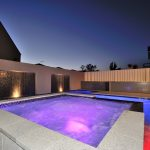 Concrete Pool Lights