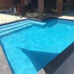 Custom Concrete Pool