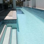 Concrete Lap Pool