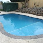 Concrete Freeform Pool