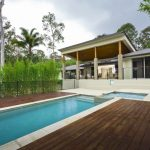 Concrete Pool and Spa