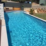 Above Ground Concrete Pool